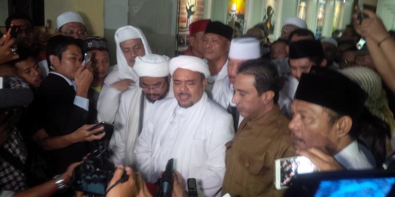 Rizieq Berkata FPI Ingin Mencontoh Langkah Muhammadiyah & NU