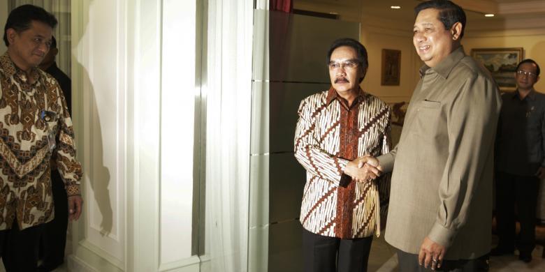 SBY Curiga Penguasa Ada Dibalik Serangan Antasari Azhar untuk Menyerangnya