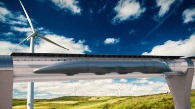 Jakarta-Jogja hanya 25 Menit dengan Transportasi Canggih Hyperloop