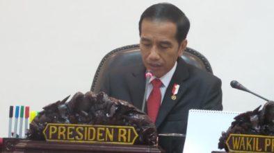 Presiden Jokowi Minta Semua Pihak Pisahkan Soal Politik dan Agama