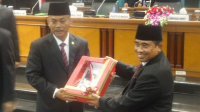 Saat Serahkan Laporan Pertanggungjawaban, Sumarsono Sebut IPM Jakarta Tertinggi