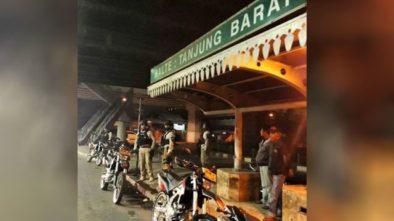 Ojek Online dan Tim Jaguar Tangkap 3 Gangster di Depok