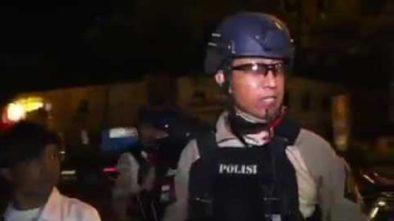 Tertangkap Basah!! Aksi Koboy FPI Lakukan Sweeping Dibubarkan Polisi