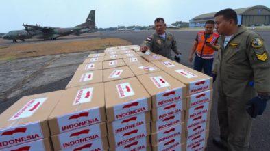 Pemerintah RI Kembali Kirimkan Bantuan Untuk Rohingya Ke Rakhine State Myanmar