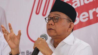 M Taufik Sebut Belum Dengar Gubernur DKI Tolak Reklamasi