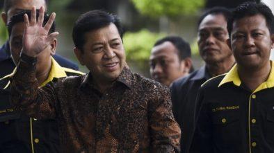 Ramalan Nazaruddin Bahwa Setya Novanto itu Kebal Hukum, Nyata