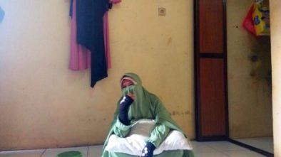 Istri Rizky: Suamiku Bukan Teroris, Boro-boro Ngebom Nikahan Kahiyang