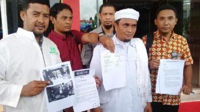 FPI & BUI Riau Polisikan Anak Buah Gus Nuril Arifin, Dianggap Otak Pengusiran Somad