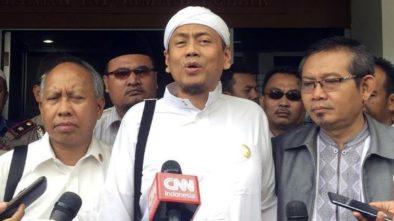 Ustaz Somad Ingin Selesaikan Masalah Dugaan Persekusi Lewat Jalur Hukum