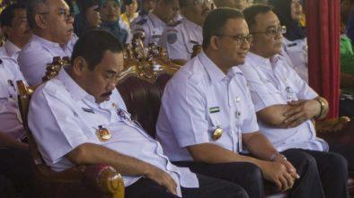 Wali Kota Jakarta Barat Sudah 4 Kali Tersangkut Isu Tidur