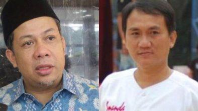 Saling Sahut di Twitter, Fahri Ke Andi Arief: Apa Salahku Pada Dirimu Kawan?