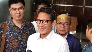 Sandiaga: Tukang Becak di Jakarta akan Dilatih Cara Genjot yang Baik