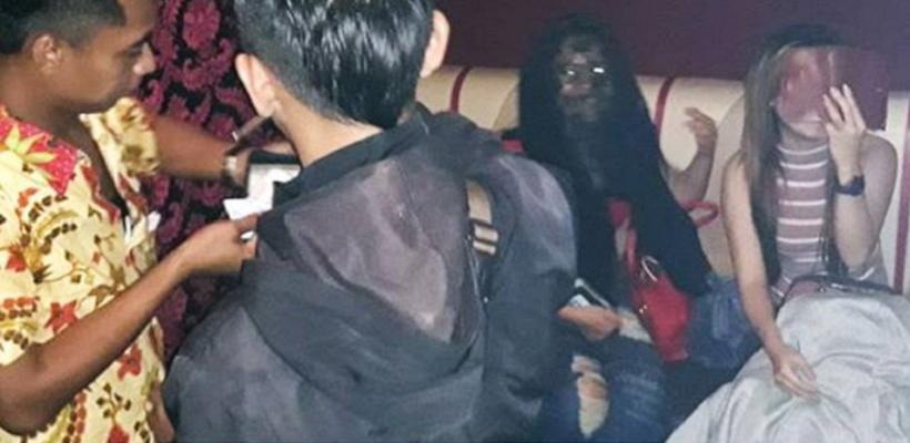 Terjawab Sudah Misteri Foto PL Karaoke Mirip Hantu di Probolinggo