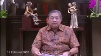 Akun Palsu Serang Jokowi dan Mega atas Nama SBY, ini Klarifikasinya
