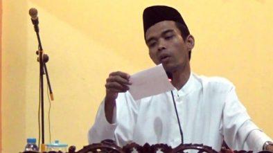Ceramah Ustaz Somad Halalkan Sogok Syariah Sangat Berbahaya