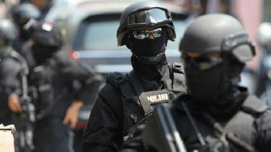 Seorang Teroris di Banyumas juga Ditangkap Densus 88