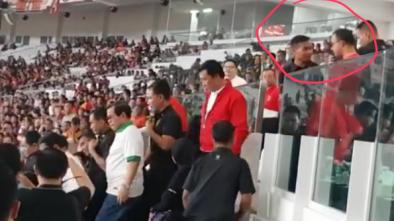 Video Anies Kecewa Dilarang Paspampres Ikut Serahkan Piala ke Persija