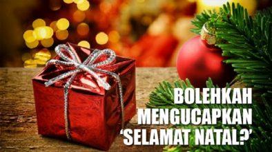 Boleh Tidak Muslim Ucapkan Selamat Natal? Sekjen MUI: Belum Ada Fatwa