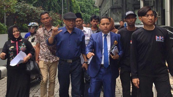 Eggi Sudjana Laporkan Kapitra Ampera Atas Tuduhan Ancaman Pembunuhan