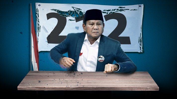 Kesaksian Usamah Hisyam Soal Tinju Prabowo di Depan Ulama 212