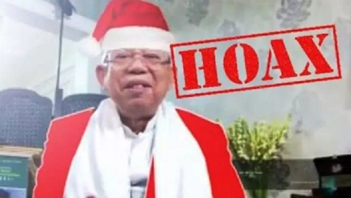 Polisi Tangkap Tokoh Pesantren di Aceh yang Edit Video KH Ma'ruf Amin