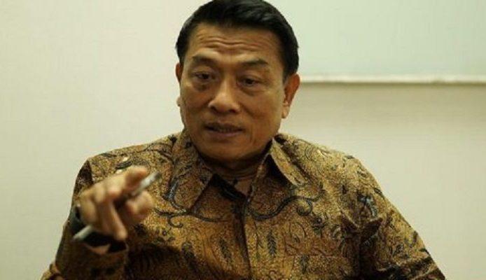 Tepis Gubernur Papua, Moeldoko: TNI-Polri di Nduga Justru Beri Rasa Aman