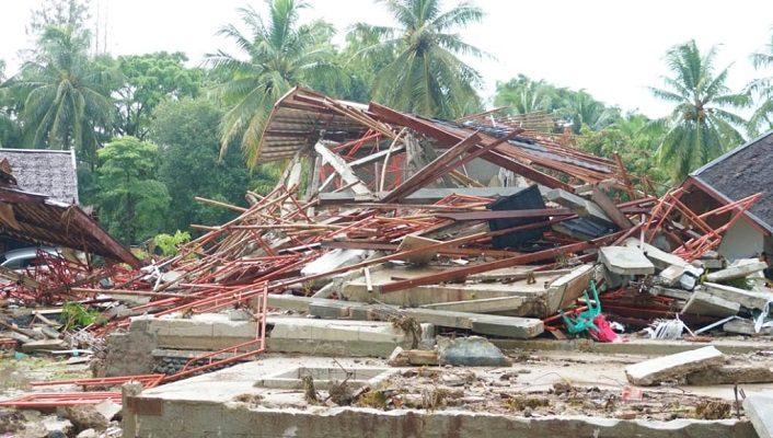 Update Korban Tsunami Selat Sunda, 281 Meninggal, 1.018 Luka-luka