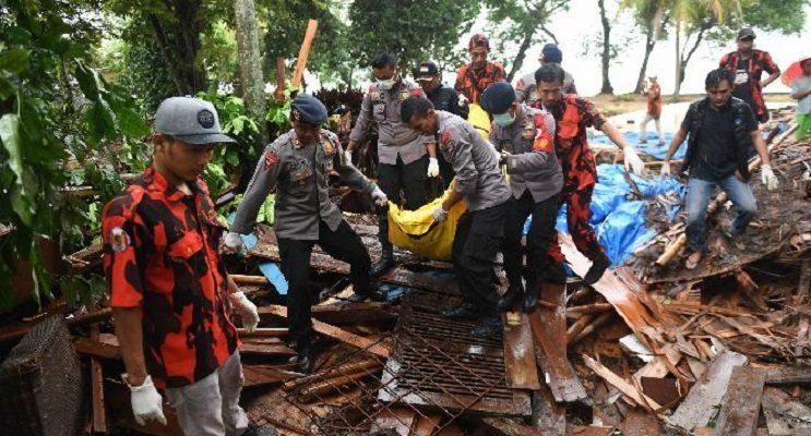 Update Korban Tsunami Selat Sunda, 429 Orang Meninggal, 1.485 Luka-luka