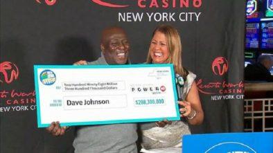 Sopir Truk Brooklyn di Amerika Memenangkan Lotre Senilai Rp 4 Triliun