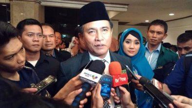 Yusril Tantang Habib Rizieq Terkait Anggota FPI Keluar dari PBB