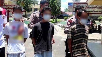 Banyak Video Porno di HP Pelaku Hubungan Sedarah di Lampung