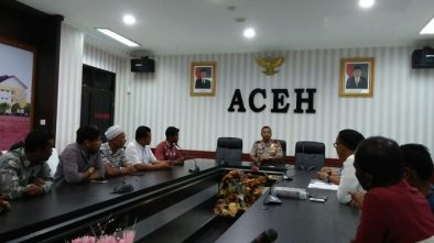 Buntut Lahan Prabowo, Eks GAM Laporkan Sandi dan Dahnil ke Polda Aceh