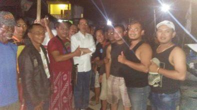 Cerita Warga Soal Jokowi Cek Kondisi Nelayan Tengah Malam Tanpa Dikawal