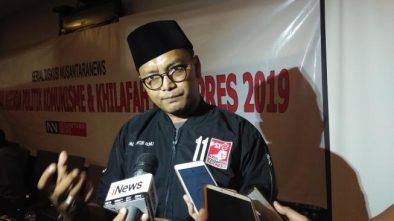 Jurnalis Dicekik di Malam Munajat 212, PSI: Gerombolan Tak Beradab!