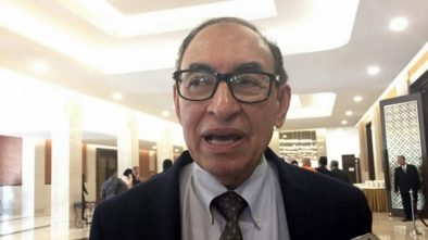 Video Emak-emak Hasut Warga Tak Pilih Jokowi, Alwi Shihab: Fitnah yang Keji