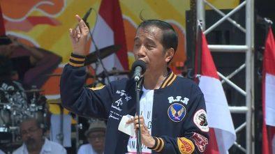 4,5 Tahun Difitnah dan Dihina, Jokowi: Ingat, sekali lagi! Akan saya lawan!