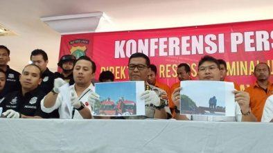 Ini Motif Pelaku Bajak Mobil Pertamina ke Depan Istana Versi Polisi