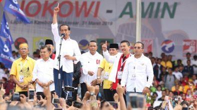 Jokowi: Kekuatan TNI Nomor 1 di ASEAN, Jangan Ada yang Remehkan