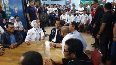 Jokowi: Pemegang Kartu Pra Kerja Diberi Gaji Kalau Belum Dapat Pekerjaan