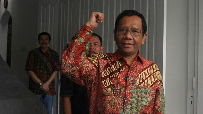 Mahfud MD Ungkap Kejanggalan Pemilihan Rektor UIN Jakarta Periode 2019-2023