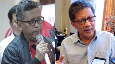 PDIP: Rocky Gerung Hina Agus Salim, Tinggalkan Status WNI, Rocky: Tuan Hasto Mengapa Masih Dungu?