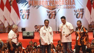 Pemuda Pancasila: Jokowi Sosok Jujur, Adil dan Berani, Mau Nyari Siapa Lagi?