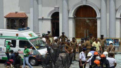 100 Orang Tewas Terkena Ledakan Bom Saat Rayakan Paskah di Sri Lanka