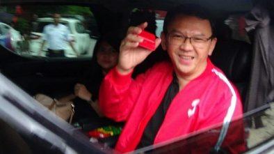 Ahok: Saya Bukan Siapa-siapa, Saya Ingin Jokowi Teruskan Satu Periode Lagi