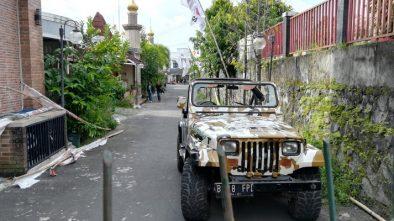Bentrok Simpatisan PDIP di Markas FPI Yogyakarta, Satu Mobil Rusak