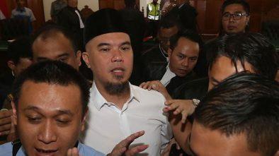 Isi Surat Lengkap Ahmad Dhani Soal Lolos ke Senayan hingga Sebut Surabaya Sebagai 'Dapil Neraka'