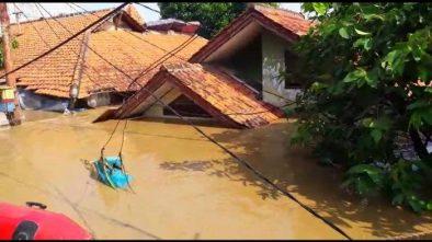 Jakarta Banjir Lagi, Eko Kuntadhi: Normalisasi Dulu Pikiran Gubernurnya