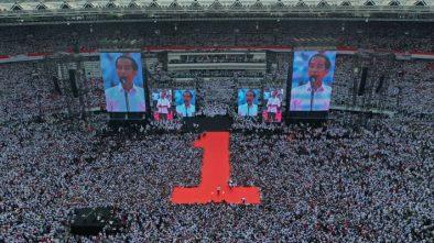 Jokowi: Indonesia Tidak Akan Bubar Karena Saya Tak Punya Beban Masa Lalu