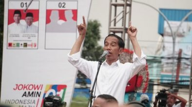 Kampanye Akbar Jokowi di GBK 13 April Terbuka untuk Semua Kalangan