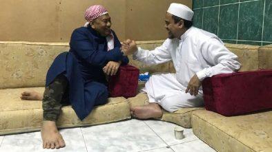 Kapitra Berencana Jemput Habib Rizieq Serta Jamin Keamanan di Tanah Air